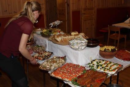 Havrett 9 bordet
