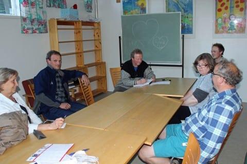 Den hurtigarbeidande og effektive 17.maikomiteen