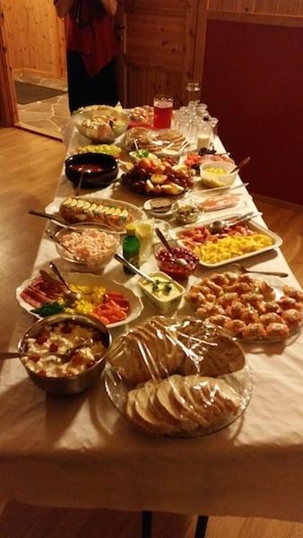 Mykje god mat! Frå samankomsten 2014
