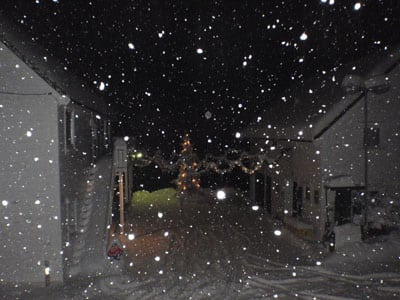 Julegata i snøvær (2010)