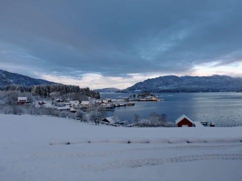 Nordhuglo desember 2012