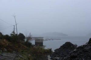 Og langt borti regnskyane kan me skimta Storsøy